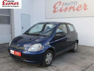 gebraucht Toyota Yaris 1,0 VVT-i Linea Sol