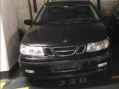 gebraucht Saab 9-5 2,3 turbo Kombi / Family Van