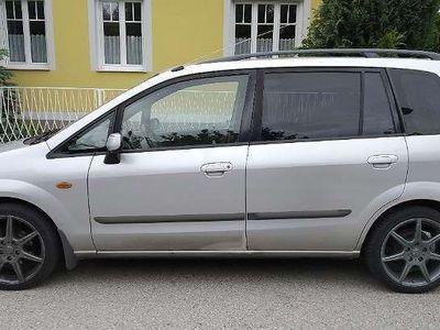 gebraucht Mazda Premacy 2.0 DiTD/TE Kombi / Family Van