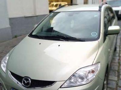 gebraucht Mazda 5 2,0 CD110 CE