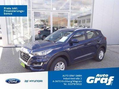 gebraucht Hyundai Tucson Level 2 1,6 GDi 2WD MT 800q