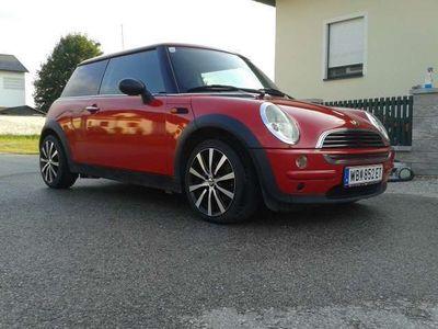 brugt Mini ONE R50 1.6l Klein-/ Kompaktwagen,