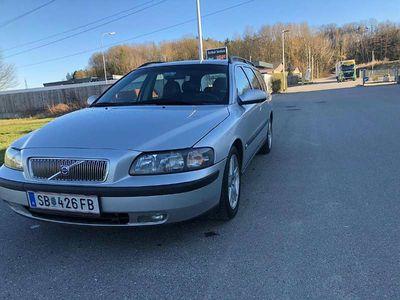 gebraucht Volvo V70 2,4D Kombi / Family Van