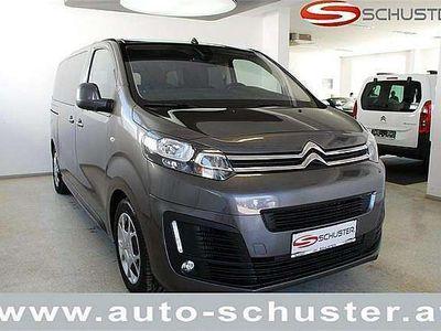gebraucht Citroën Spacetourer BlueHDI 180 S&S EAT6 M Business Kombi / Family Van,
