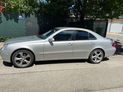gebraucht Mercedes E280