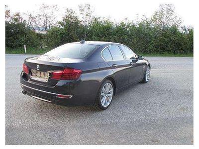 gebraucht BMW 518 5er-Reihe d Österreich-Paket Limousine