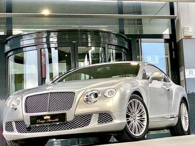 gebraucht Bentley Continental GT W12 TWIN TURBO 575PS * FACELIFT * MULLINER *