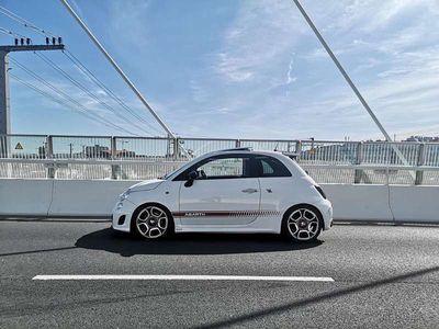 gebraucht Abarth 500 Sportwagen / Coupé