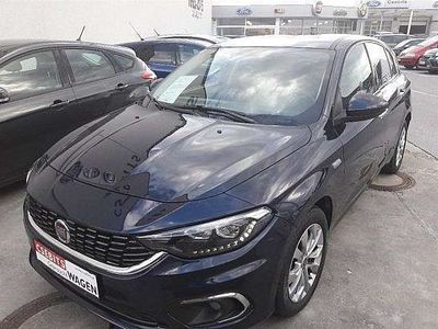 brugt Fiat Tipo 1,4 T-Jet 120 Lounge Limousine, 2018, 6.300 km, € 16.900,-