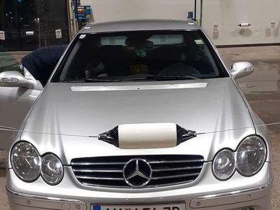 gebraucht Mercedes CLK270 Avantgarde CDI(reseviert)