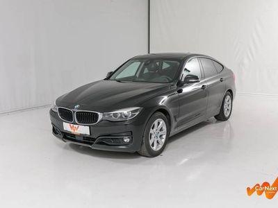 gebraucht BMW 320 Gran Turismo 3 Serie d Advantage Aut.