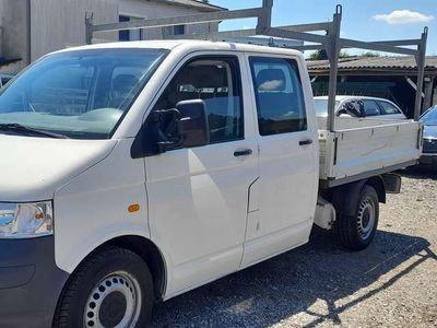 gebraucht VW T5 Kombi 1,9 TDI PRITSCHE DOKKA