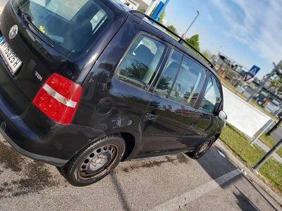 gebraucht VW Touran 1.9 Kombi / Family Van