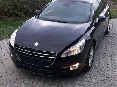 gebraucht Peugeot 508 SW 1,6l 115KW AUTOMATIK Kombi / Family Van