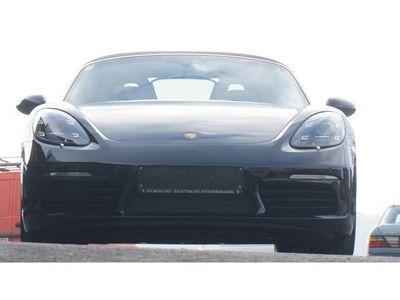 used Porsche 718 BoxsterS DSG mit Vollausstattung
