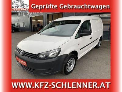 gebraucht VW Caddy Maxi Caddy Maxi Kastenwagen 2,0 TDI 4MOTIONKasten