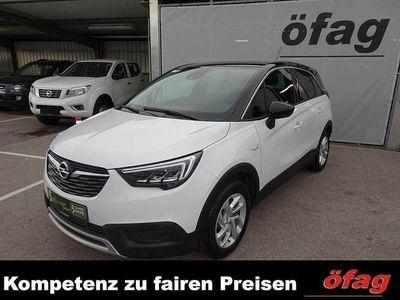 gebraucht Opel Crossland X 1,2 Turbo Direct Injection Innovati... SUV / Geländewagen