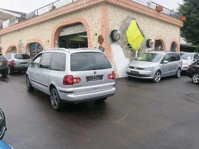 gebraucht VW Sharan TDI Kombi / Family Van,