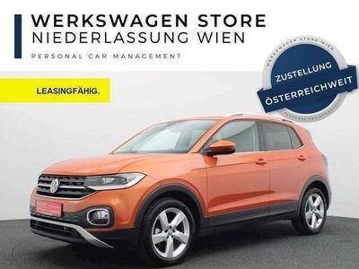 gebraucht VW T-Cross - 1,0 TSI Style SUV / Geländewagen