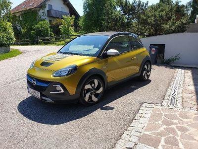gebraucht Opel Adam 1,0 Turbo Rocks Ecotec Direct Injection Start/Stop