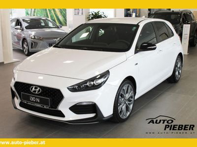 gebraucht Hyundai i30 1,6 CRDi N-Line ++Voll-LED-Scheinwerfer++