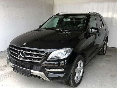 gebraucht Mercedes ML350 BlueTEC 4MATIC A-Edition Aut.; SPORTPAKET,PANO,...