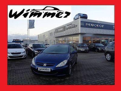 gebraucht Peugeot 307 CC 1,6 16V