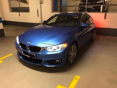 gebraucht BMW 418 4er-ReiheF36 Sportwagen / Coupé
