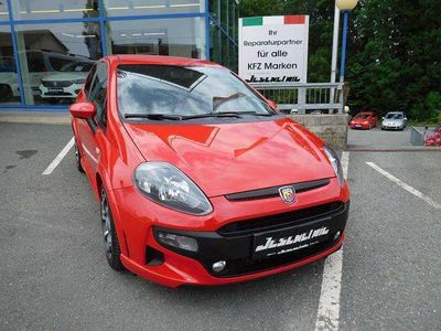 gebraucht Abarth Punto Evo Punto SuperSport Red Edition Limousine,