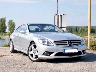 gebraucht Mercedes CL500 *AMG Paket* Finanzierung möglich