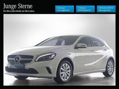 used Mercedes A180 d Austria Edition Aut.