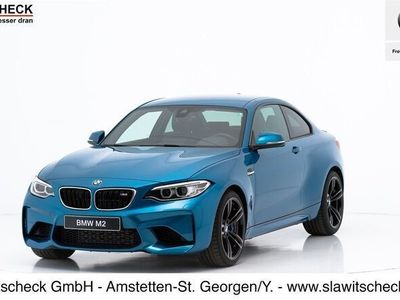 gebraucht BMW M2 DKG (F87) NP: €80.720,- Coupé