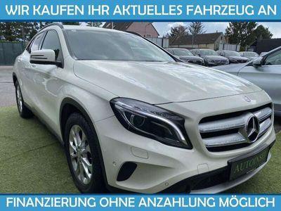gebraucht Mercedes GLA220 CDI d 4x4 Automatik