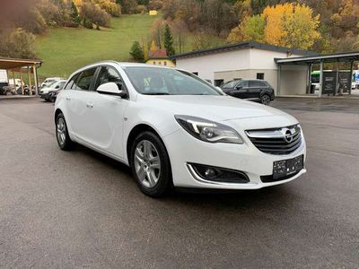 gebraucht Opel Insignia ST 1,6 CDTI ecoflex, Business Edition