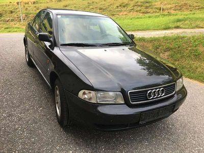 used Audi A4 1.9 TDI Limousine,