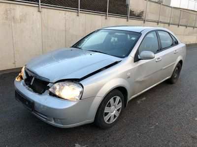 gebraucht Chevrolet Nubira 1,8 CDX
