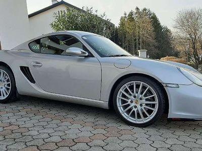 gebraucht Porsche Cayman 2,7 ** Ö AUTO** 2.Besitz Sportwagen / Coupé