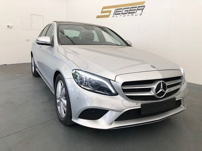 gebraucht Mercedes C220 C-Klassed Aut. Avantgarde Limousine,
