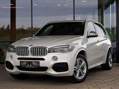 gebraucht BMW X5 M 50d Österreich-Paket Aut.