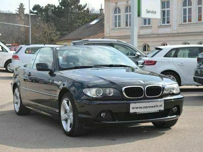 gebraucht BMW 318 Cabriolet Ci Österreich-Paket