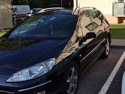 gebraucht Peugeot 407 Sw exlusive Kombi / Family Van