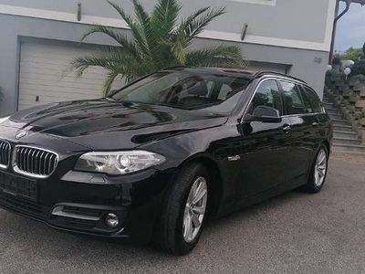 gebraucht BMW 518 5er-Reihe d Touring Aut. Kombi / Family Van