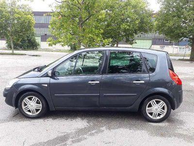 gebraucht Renault Scénic II Exception 1,9 dCi DPF Kombi / Family Van