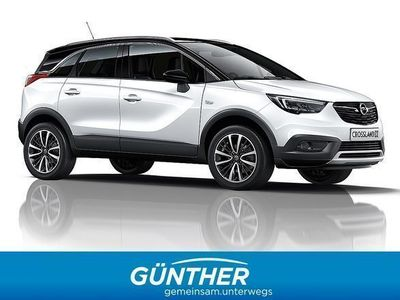 brugt Opel Crossland X 1,2 Turbo Direct Injection Innovation St/St Aut