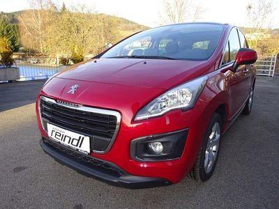 gebraucht Peugeot 3008 1,6 BlueHDi 120 S&S EAT6 Business Line