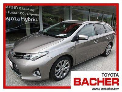 gebraucht Toyota Auris TS 1,8 VVT-i Hybrid Lounge
