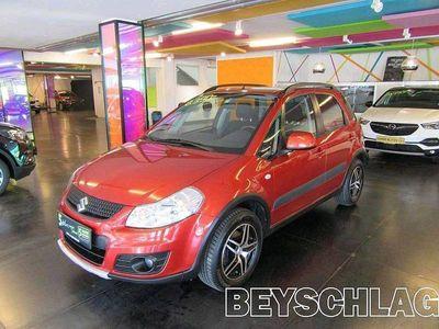 gebraucht Suzuki SX4 S-Cross SX4 1,6 GLX 4WD Shine, 120 PS, 5 Türen, Schaltgetriebe