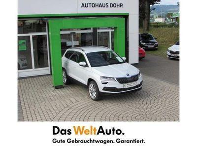 gebraucht Skoda Karoq 4x4 Style TDI DSG SUV / Geländewagen,