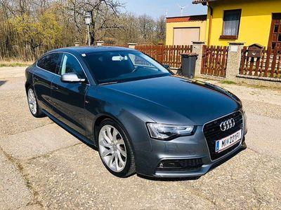 gebraucht Audi A5 Sportback s-line / Automatik / Garantie Limousine