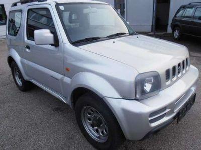 gebraucht Suzuki Jimny 1,3 VX Aut.